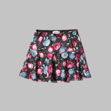 girls neoprene skater skirt