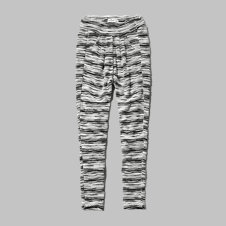 girls textured harem pants