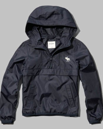 kids pull over windbreaker