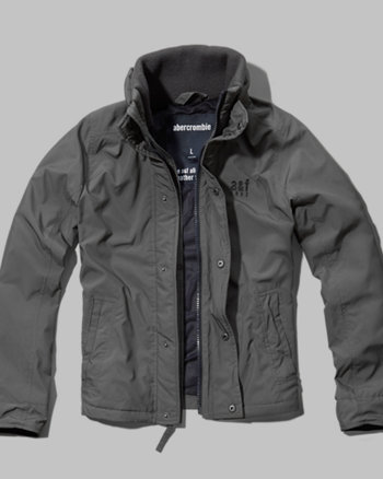 kids a&f all-season weather warrior jacket