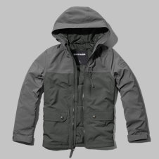 girls nylon tech parka