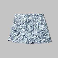 girls patterned boyshorts