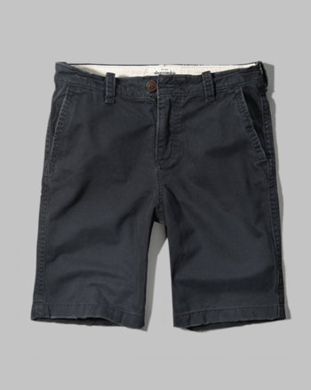 kids a&f classic fit shorts
