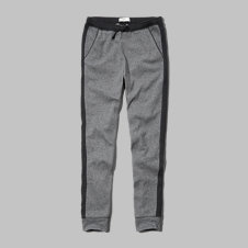 girls side stripe joggers