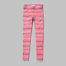 girls pattern leggings
