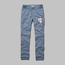 girls a&f boyfriend sweatpants