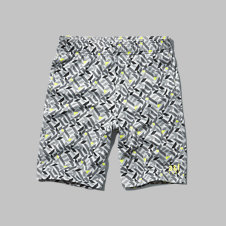 girls a&f active shorts