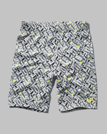 kids a&f active shorts