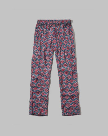 kids Pattern Drapey Pants