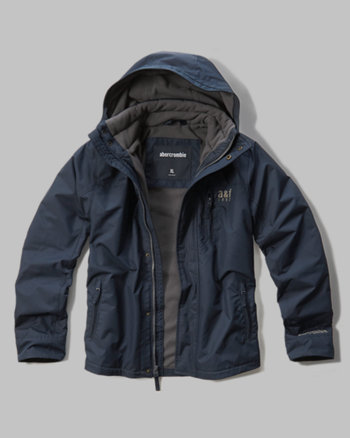 kids a&f all-weather jacket