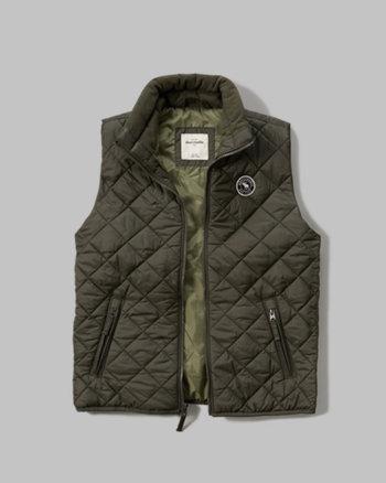 kids lightweight puffer vest
