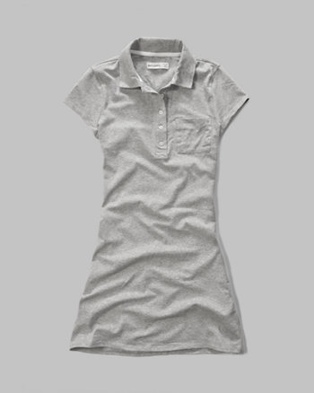 kids polo shift dress