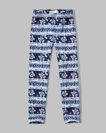 kids patterned leggings