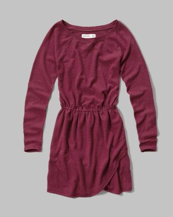 kids sweatshirt dress