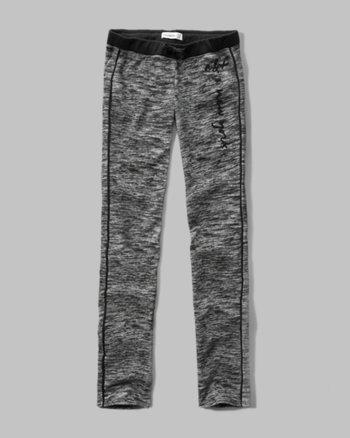 kids a&f skinny sweatpants