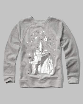 kids disney graphic sweatshirt