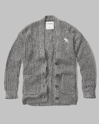 kids iconic shaker-stitch sweater
