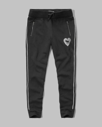 kids shine graphic jogger sweatpants