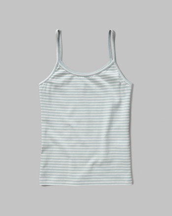 kids knit slim tank