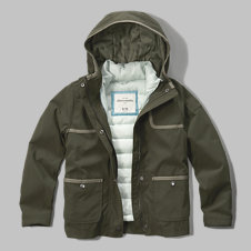 girls 3-in-1 jacket