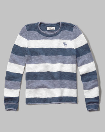 kids lightweight knit sweater