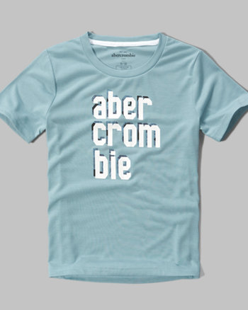 kids a&f sleep shirt