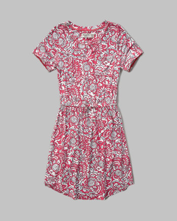 kids easy t-shirt dress