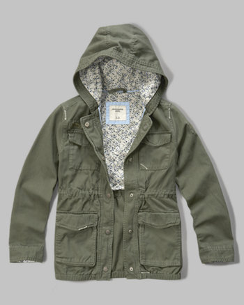 kids lightweight safari jacket