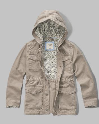 kids lightweight safari jacket