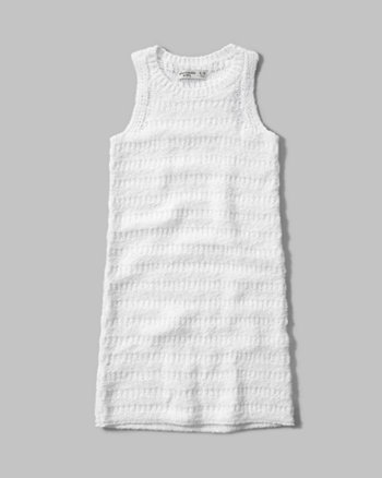 kids sweater tank dress