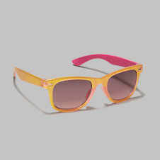 girls plastic frame sunglasses