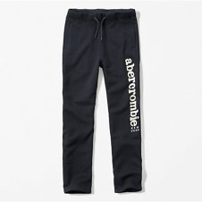 girls logo sweatpants