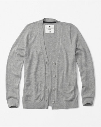kids boyfriend cardigan