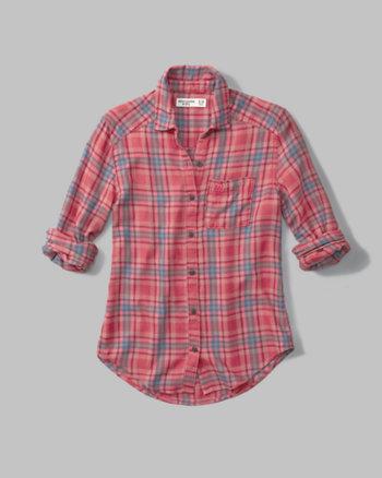 kids patterned girlfriend shirt