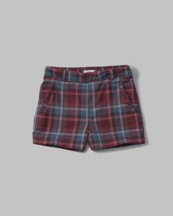 kids patterned shorts