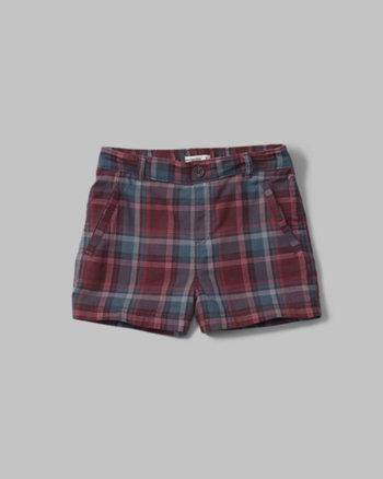 kids patterned shorts