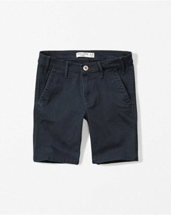 kids twill boyshorts