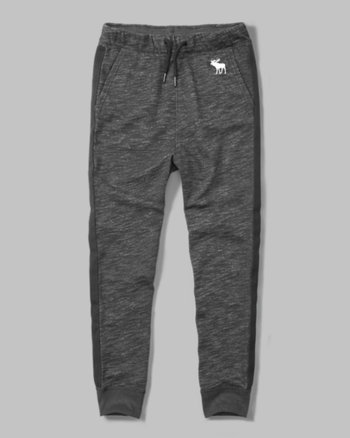 kids slouchy joggers