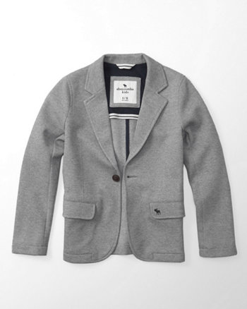 kids pocket blazer
