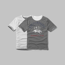 girls reversible graphic tee
