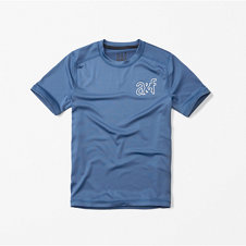 girls active logo tee