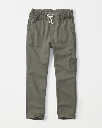 kids twill trouser pants