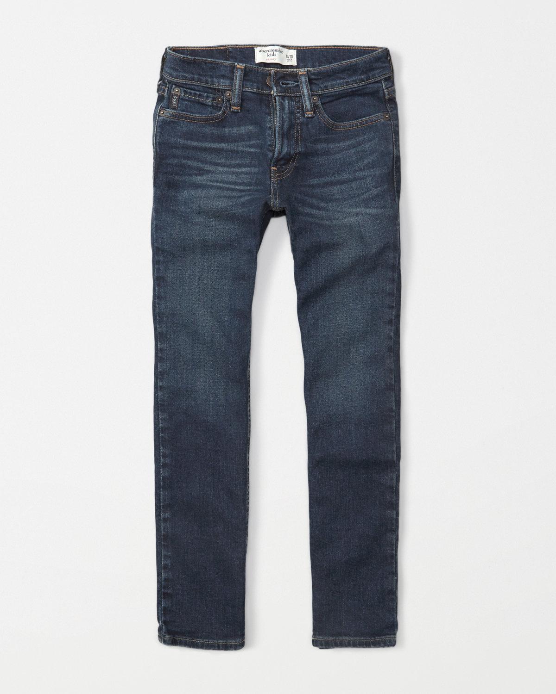 boys skinny jeans boys bottoms abercrombiecom