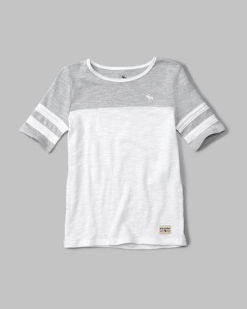 kids icon football tee