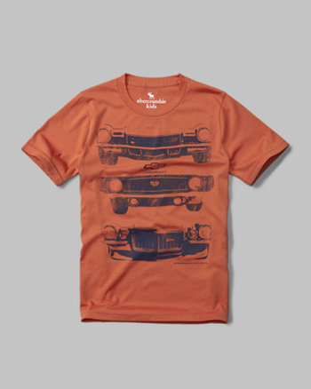 chevy graphic tee