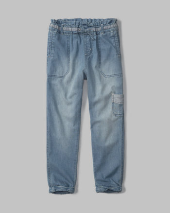 kids denim trouser pants