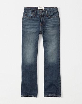 kids bootcut jeans